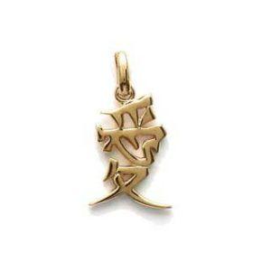 Chinees teken van Liefde vergulde hanger-403