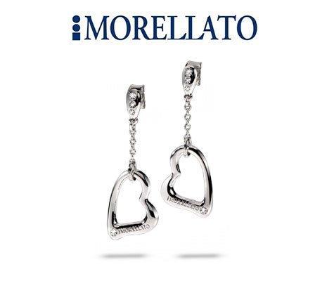 Corby, Oorbellen met hartjes - In Love Collectie Morellato-0