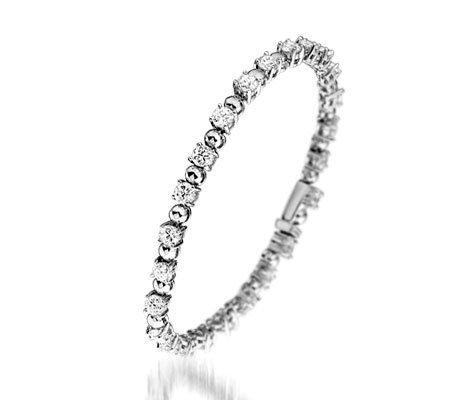 Montebello Tennisarmband Carla - Dames - Zilver Gerhodineerd - Zirkonia - 19 cm-0
