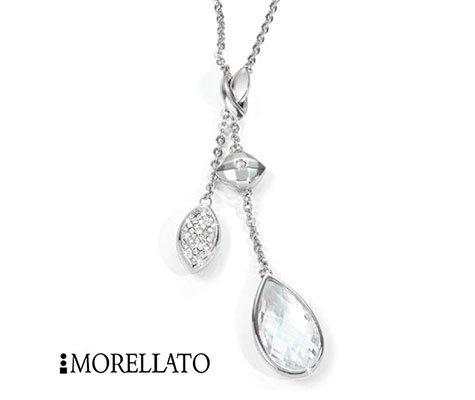 Goccia SRO02 ketting - Morellato Juwelen -0