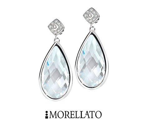 Goccia SRO05 oorbellen - Morellato Juwelen -0