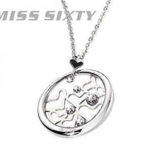 Together SMJJ01 ketting - Miss Sixty Juwelen -0
