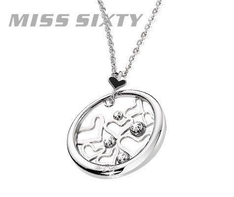 Together SMJJ01 ketting - Miss Sixty Juwelen -0