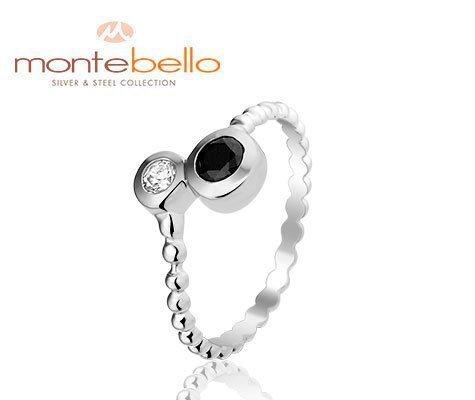 Boise zilveren ring - montebello sieraden-0