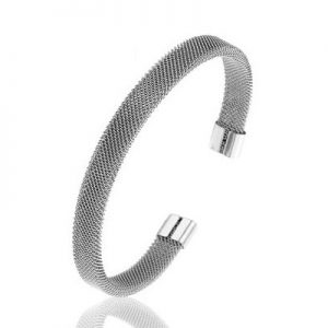 Montebello Armband Juneau - Dames - 316L Staal - Spang - ∅64mm-0