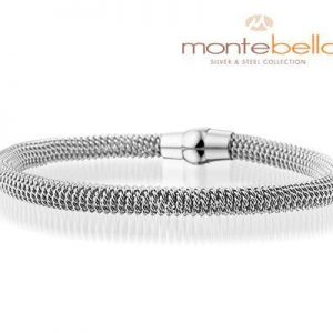Montebello Armband Aalst - Dames - Staal - Magneet - 19.5 cm-3541