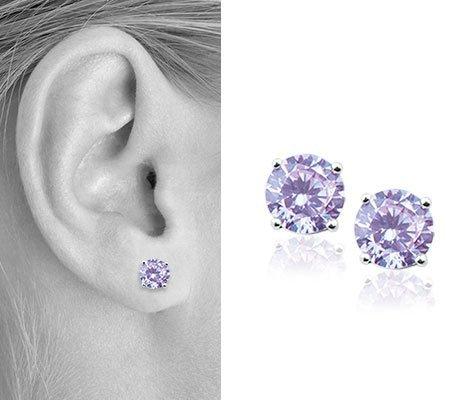 Madison, zilveren oorbellen - Montebello juwelen-0
