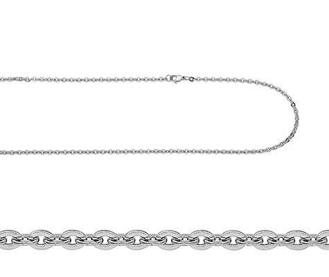 Arcella, edelstalen hanger - Montebello juwelen-0