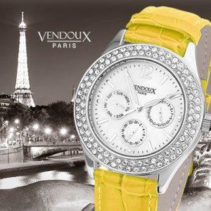 Tuilerie, zomers horloge uit edelstaal - Vendoux Exclusive-0