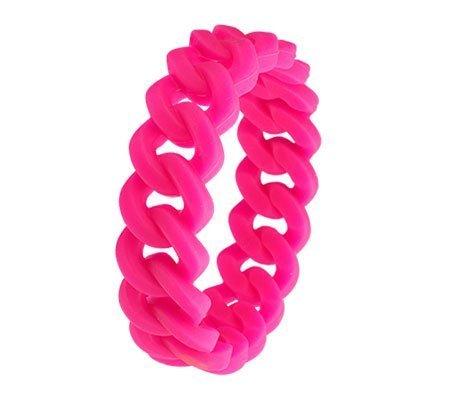 Fluo,fantasie armband - Amanto juwelen-0
