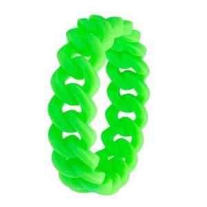 Fluo G,fantasie armband - Amanto juwelen-0