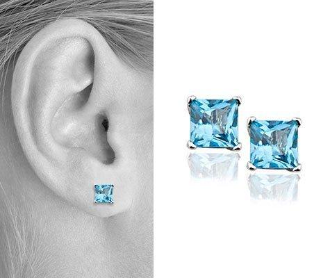 Scottsdale, zilveren oorbellen - Montebello juwelen-0