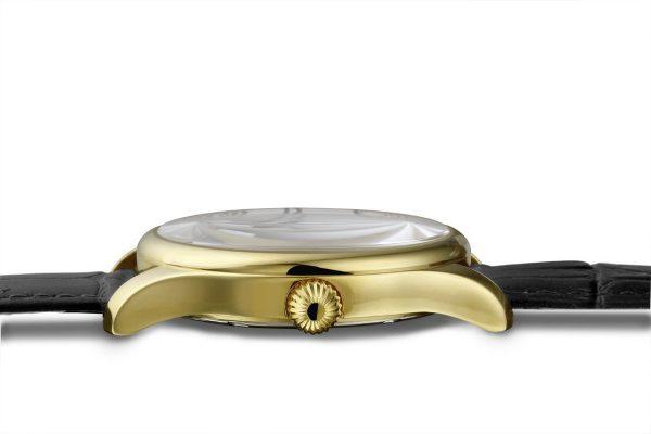RSL02, edelstalen horloge - Red Star Line Watches-4234