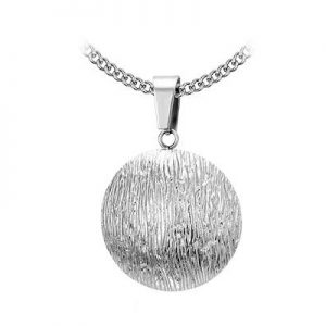 Montebello Ketting Tara - Dames - 316L Staal - Rond - 25mm - 45cm-0
