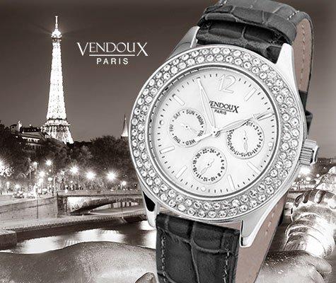 Dijon, horloge uit edelstaal - Vendoux Exclusive-0
