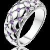 Missy, zilveren ring met zirkonia - Sales -0