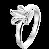 Queen ring, zilveren ring - amanto kinderjuwelen-0