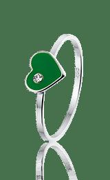 Queeny ring, zilveren ring - amanto kinderjuwelen-5141