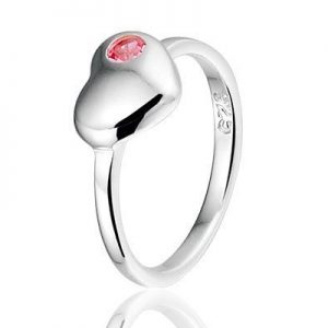 Tender Love ring, zilveren ring - amanto kinderjuwelen-0