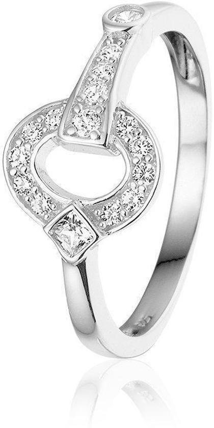 Gaudinia, zilveren ring - Montebello sieraden-0