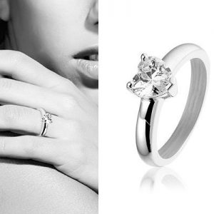 Garnotia, zilveren ring - Montebello sieraden-0