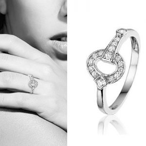 Gaudinia, zilveren ring - Montebello sieraden-6263