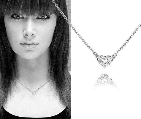Vinca, zilveren kinderketting - Montebello Kinder Juwelen-0