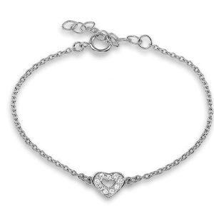 Viola, zilveren kinderarmband - Montebello kinderjuwelen-0