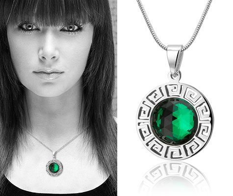 Montebello Ketting Newtonia - Dames - 316L Staal - Rond - 20mm - 45cm-6820