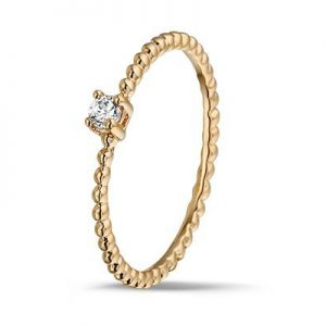 Montebello Ring Pereskia - Dames - 925 Zilver - Zirkonia-0