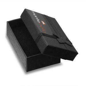 Montebello Manchetknopen Batman - Mannen - 316L Staal - Email - 23 x 15 mm-8995