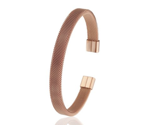Montebello Armband Ericae - Dames - 316L Staal - Spang - ∅64mm-0