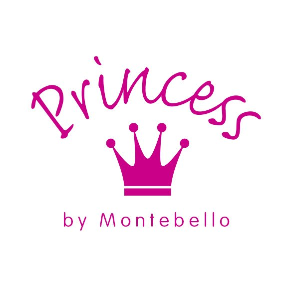 Princess Oorbellen Acuchi - Meisjes - 925 Zilver E-Coating - Epoxy - 8x9mm-8108