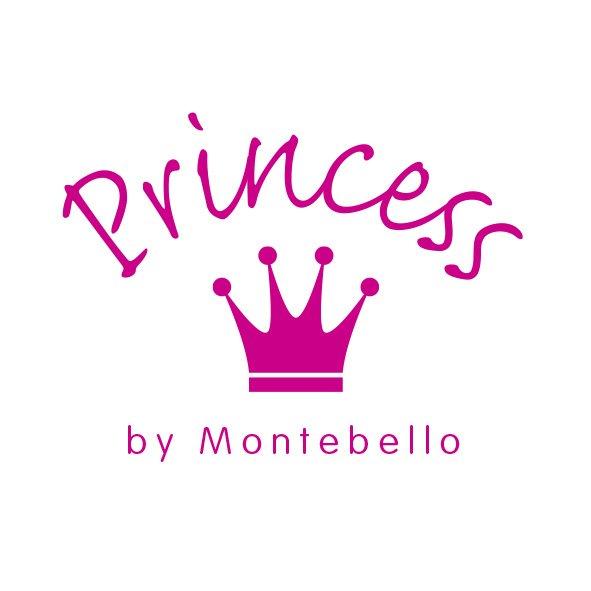 Princess Oorbellen Aibi - Meisjes - 925 Zilver - Turnster - ∅8x10mm-8117