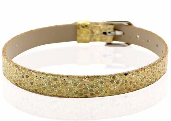 Montebello Armband Akoi G - Dames - PU leer - 20.5 cm-0