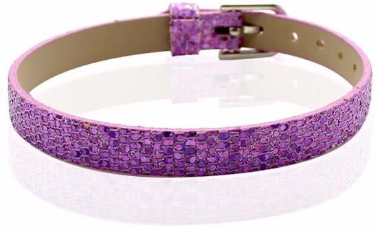 Montebello Armband Akoi L - Dames - PU leer - 20.5 cm-0