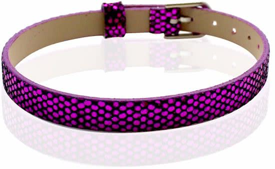 Montebello Armband Akoi P - Dames - PU leer - 20.5 cm-0
