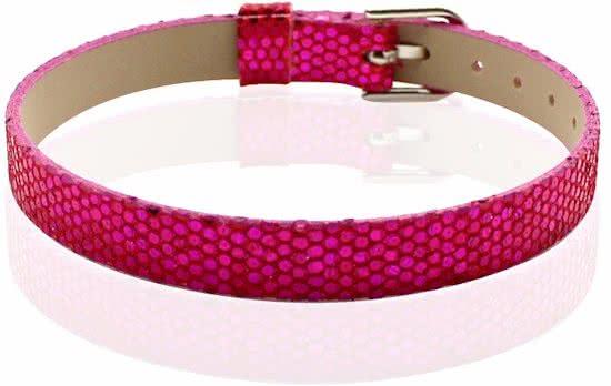 Montebello Armband Akoi FR - Dames - PU leer - 20.5 cm-0