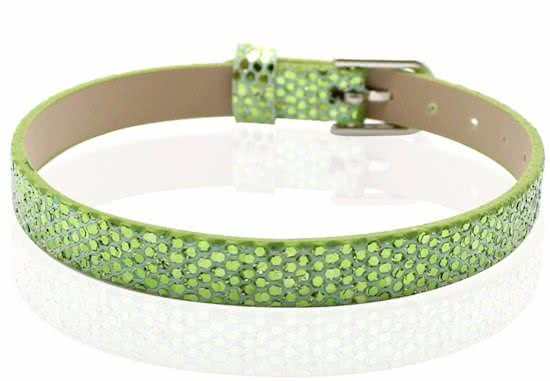 Montebello Armband Akoi GR - Dames - PU leer - 20.5 cm-0
