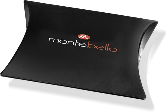 Montebello Armband Anass Geel - Dames - Leer - Metaal - 20.5 cm-10913