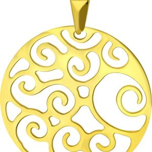 Montebello Ketting Aster - Dames - 316L Staal - Rond - ∅32 mm - 50 cm-0