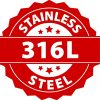 Montebello Oorbellen Bani Gold- Dames - 316L Staal PVC - Solsleutel - 5 x 10 mm-26633