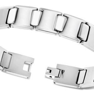 Amanto Armband Adar - Heren - 316L Staal - Gepolierd-11700