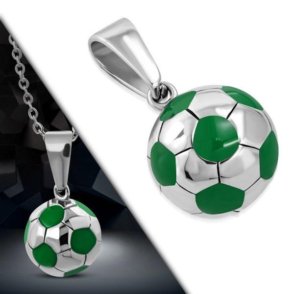 Montebello ketting Ayun Green - Heren - Voetbal - ∅15mm - 50cm-25180