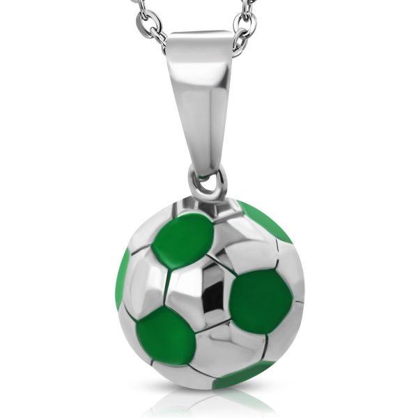 Montebello ketting Ayun Green - Heren - Voetbal - ∅15mm - 50cm-0