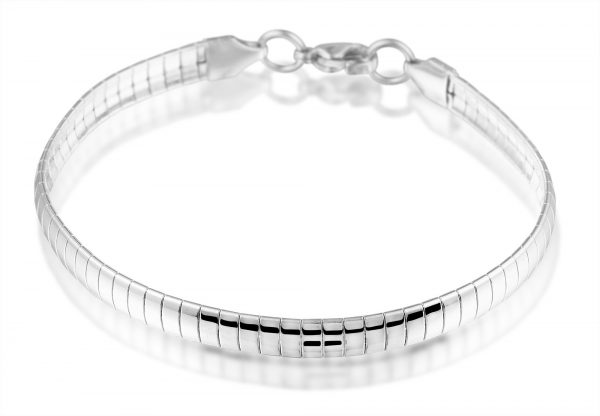 Montebello Armband Bloome - 316L Staal - Bangle - 6mm - 20cm-0