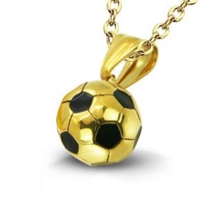 Amanto Ketting Anjay G - 316L Staal - Sport - Voetbal - ∅13mm - 60cm-0