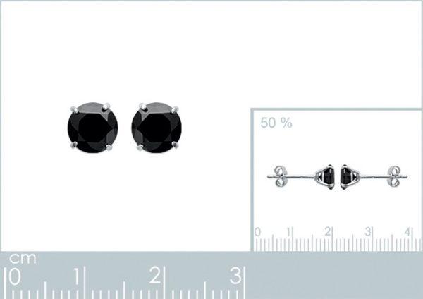 Zilveren oorbellen met salamander-20442