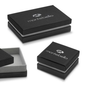 Amanto Armband Feiko D - Unisex - Leer - Vulkanische Lava Kraal - Zwart - Magnetisch - 8 mm - 22 cm-23501
