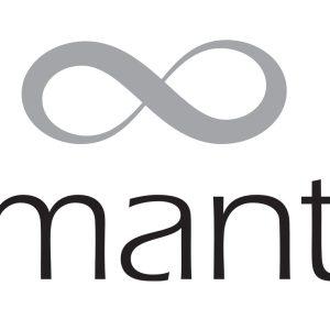 Amanto Kids Armband Ganita - Meisjes - 925 Zilver Gerhodineerd - Epoxy - Bloem - 6x6 mm - 16+2 cm-24417
